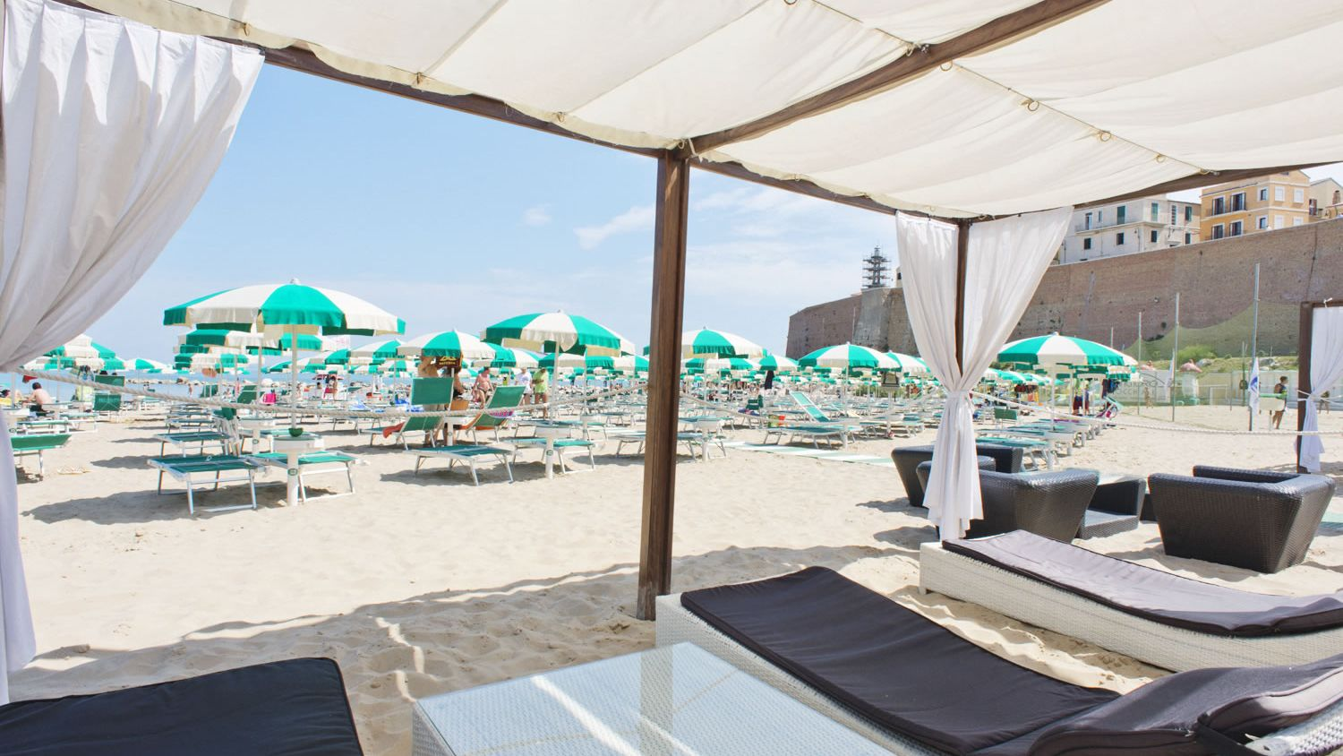 Cala Sveva Beach Club